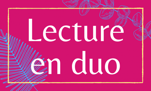 Mini-stages Lecture en duo : Du 24 au 28 septembre 2021